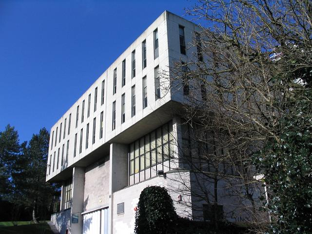 Joseph Proudman Building. Photo by Peter Craine, 2007.